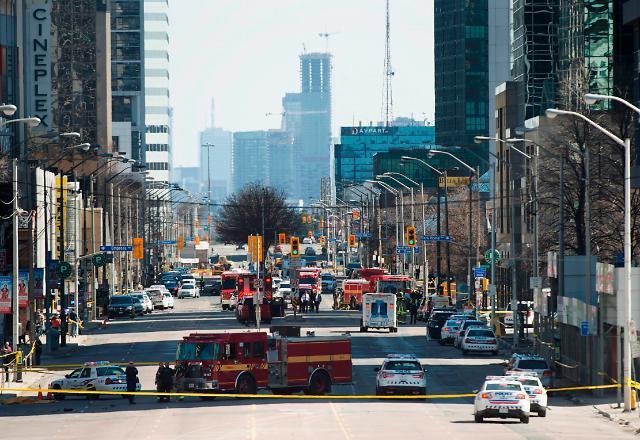 多伦多汽车撞人事件致2名韩国公民丧生