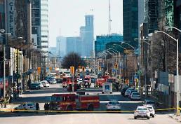 .多伦多汽车撞人事件致2名韩国公民丧生.