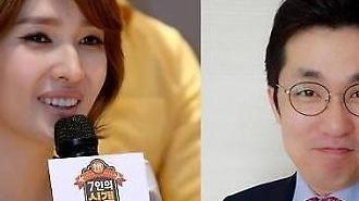 [AJU★핫이슈] 김경란-김상민, 결혼 3년만에 이혼…성격차이