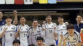  두산, 동아시아클럽 핸드볼선수권 3년 연속 우승…윤경신 감독, 지도자상