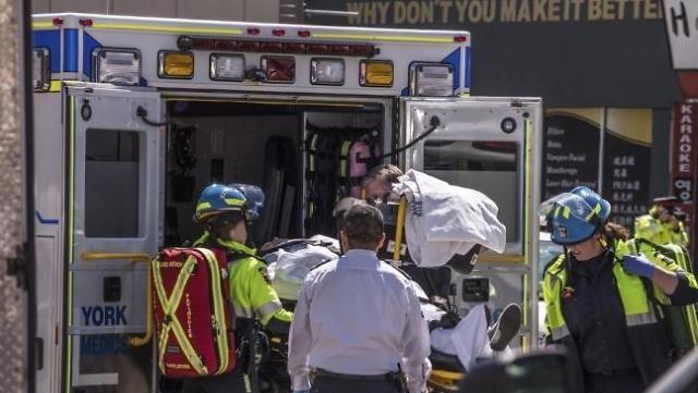 토론토 차량돌진, 용의자 SNS에 올린 글은?