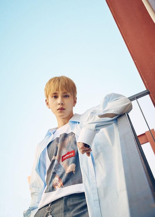 龙俊亨SOLO回归!5月9日发行首张正规专辑