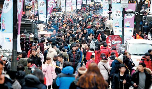 上月赴韩中国游客有所增加还是原地踏步?统计数据被指有猫腻