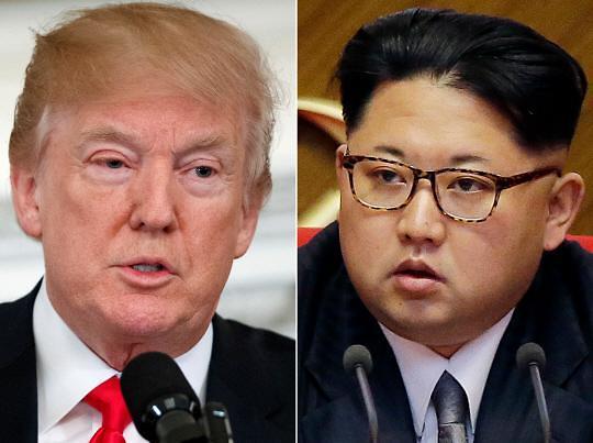 """不再是""""小火箭人""""了 特朗普称赞金正恩""""非常优秀"""""""