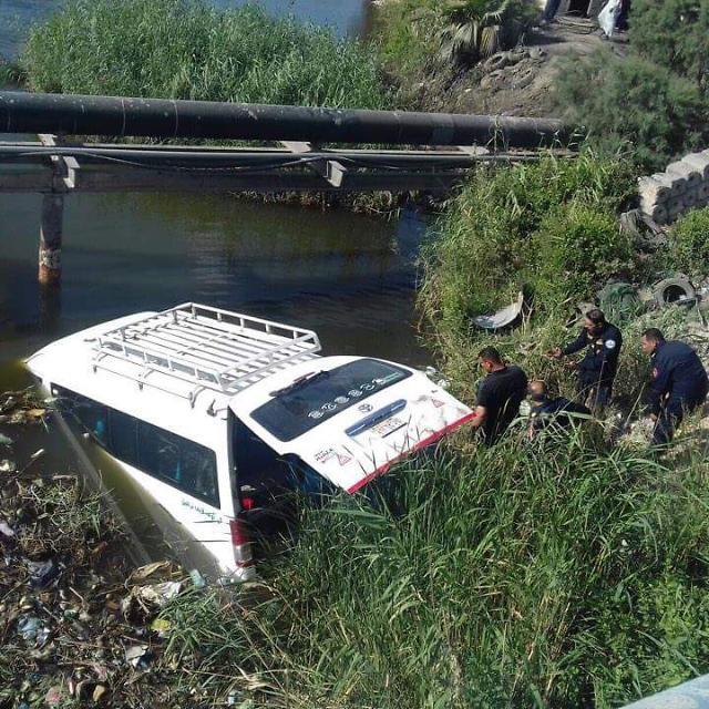 [중국포토] 중국 유커, 이집트에서도 버스 사고..3명 사망