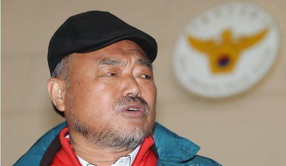 김흥국에게 폭행당했다고 고소한 박일서, 그는 누구?