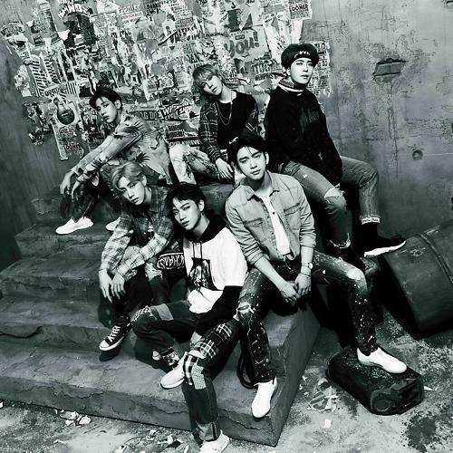 男团GOT7将于6月发行日文单曲