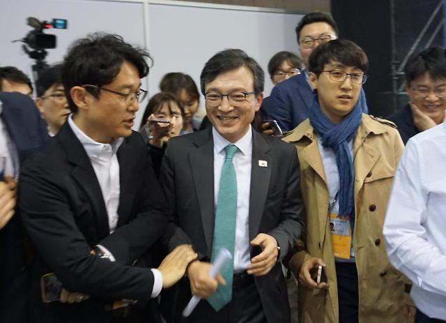 青瓦台发言人:期待韩朝首脑会谈就核问题达成协议
