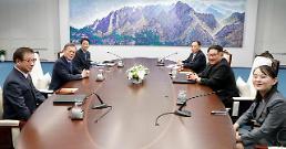 .韩朝首脑会谈上两次提到中国.