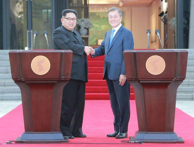 韩朝经济合作有望迈出第一步 建设铁路等交通基础设施系关键
