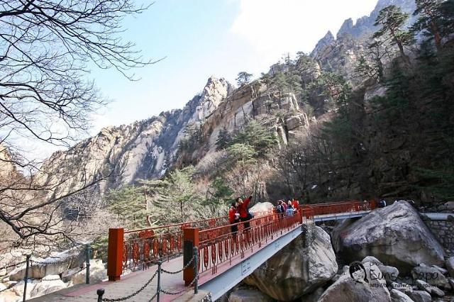 金刚山旅游项目有望重启 现代峨山期待高涨