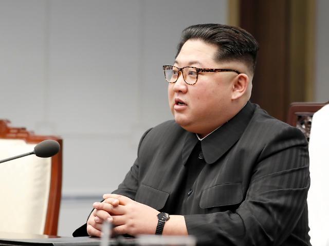 金正恩:朝韩体育交流从篮球开始
