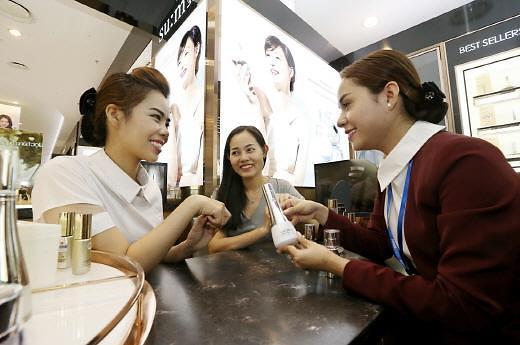 韩化妆品牌国外越走越远 美日和东南亚成主力市场