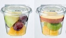 .韩国一人户增加促迷你水果热销.