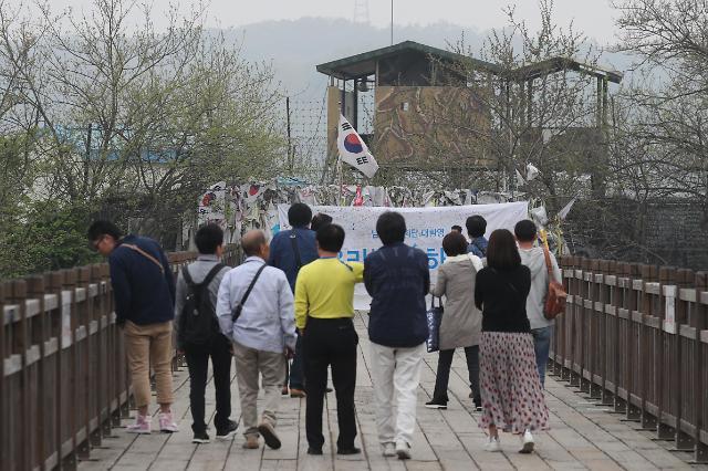 """""""文金会""""带火了非武装地带 DMZ游却屡遭质疑"""