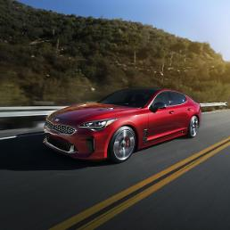 .Kia to promote Stinger through Facebook Messengers augmented reality feature.