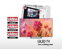 サムスン2018年型QLED TV、ドイツなど世界各国で「最高TV評価」