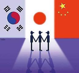 .中日各有坚持 朝鲜无核化问题日渐复杂 .