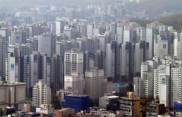 调查:不吃不喝9年才能在首尔买房
