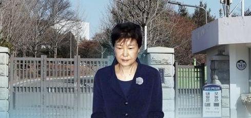 <快讯>韩国前总统朴槿惠被送往江南圣母医院