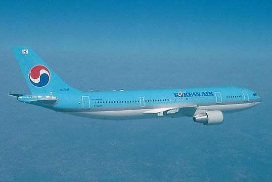 为什么韩国只有两家航空公司把台湾标记为中国?
