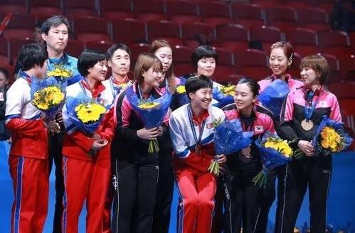 韩拟参加平壤国际乒乓球邀请赛