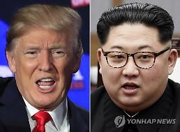 .Trump welcomes arrival of three Americans released by N. Korea: Yonhap.