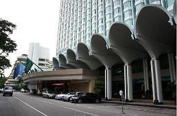 .新加坡三大著名酒店成金特会备选地.