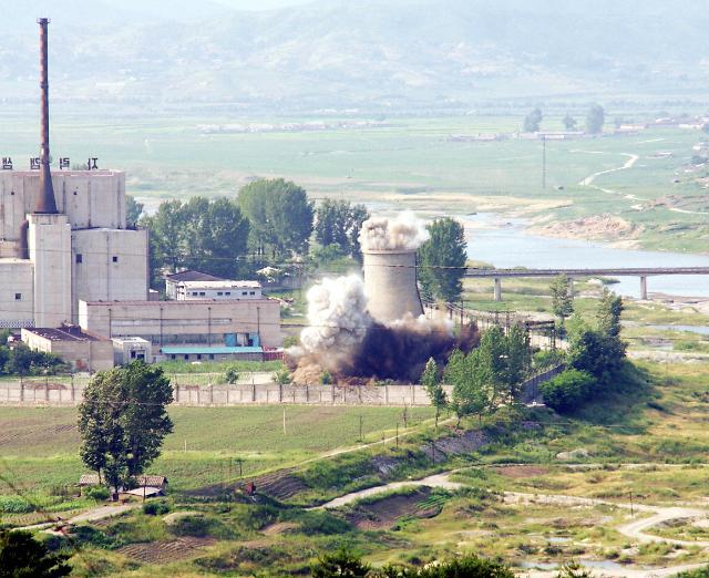 """韩美为朝鲜废弃核试验场决定点赞 半岛无核化进程将迎""""第一声礼炮"""""""