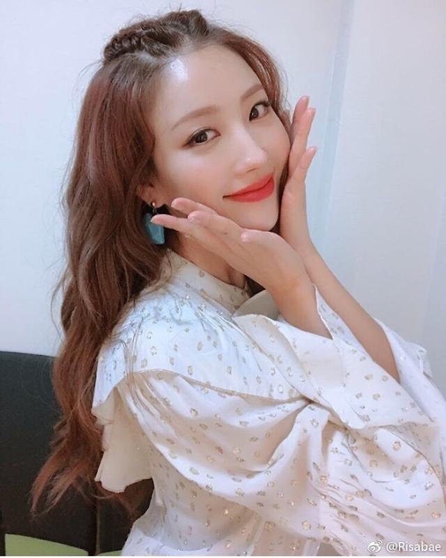 韩国网红RISABAE要进军乐坛?新曲MV拍摄工作已完成