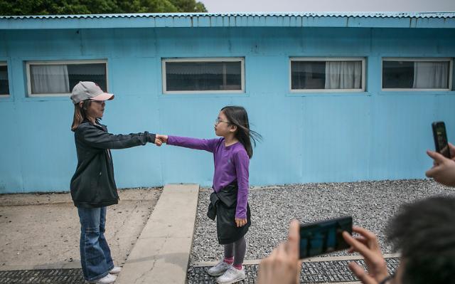 韩朝首脑会谈带火南杨州电影拍摄基地