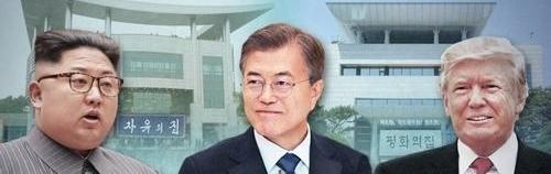 青瓦台:韩方已就无核化向美方转达立场