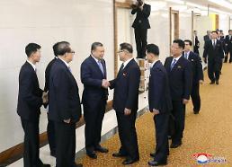 .朝鲜20余名高层人士访华 或为学习如何改革开放.