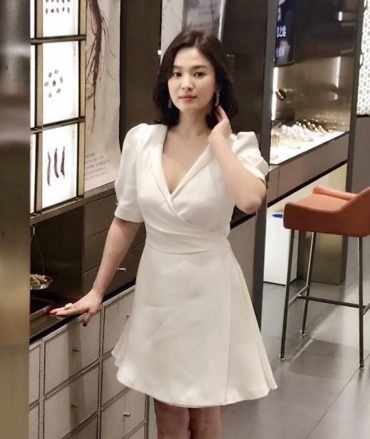 """宋慧乔赴沪出席活动 """"限韩令""""松绑信号?"""