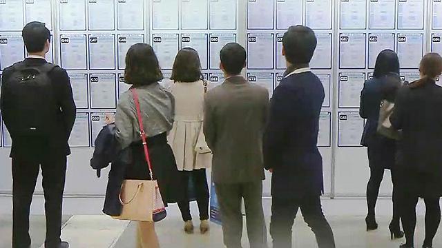 韩4月就业人口同比增12.3万人 失业率4.1%