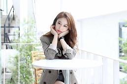 .T-ara成员智妍与中国娱乐公司签约.