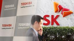 .中国监管部门批准东芝出售芯片业务.