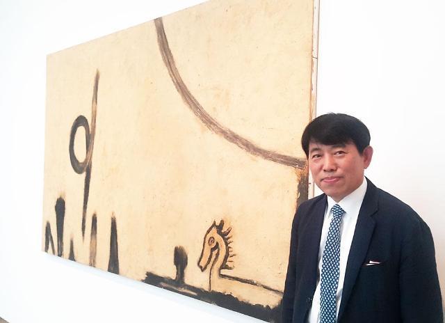 习主席也点赞的韩国画家
