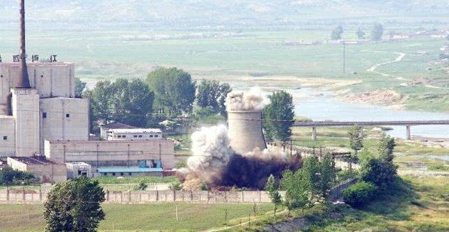 维修铁路、试运火车 朝鲜为国外媒体参加核试验场拆除仪式做准备