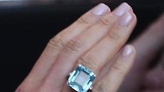 [포토]  故다이애나빈의 반지
