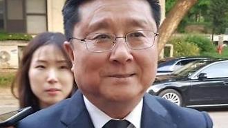 [구본무 LG 회장 별세] 존경하고 고마운 분…한상범 LGD 부회장 눈시울 적셔