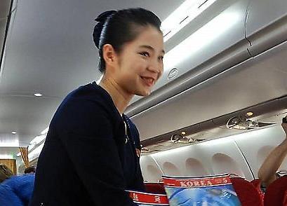 [포토] 고려항공 미녀 승무원