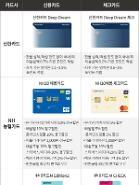 [체크카드 전성시대] 금융권 체크카드 전쟁 … 지난해 이용액 160조 돌파