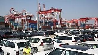 美, 외국 자동차에 최대 25% 관세 부과...범세계적 무역 마찰 가시화