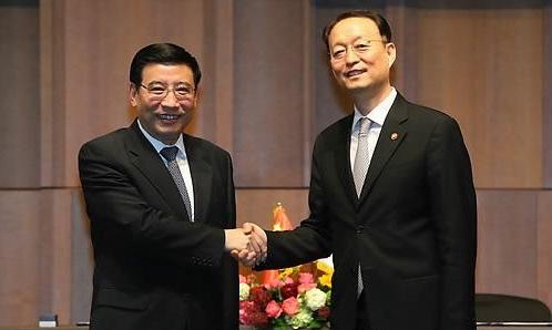 第三次韩中产业合作部级对话在首尔举行