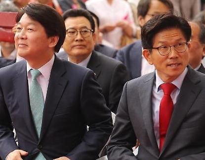 [단독] 김문수-안철수 단일화 20일 전부터 물밑협상