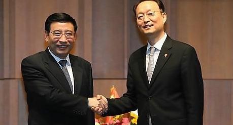 第三次韩中产业合作部级对话举行