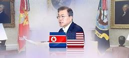 .文在寅紧急召集外交安全部长和幕僚.