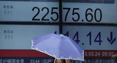 북미정상회담 취소 소식에 금융시장 출렁