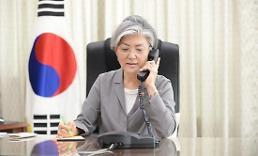 .韩美外长通话:愿继续携手为朝美对话创造条件.